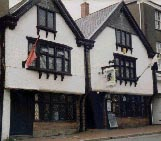 Black Horse Hotel, Great Torrington, near Bideford, North Devon