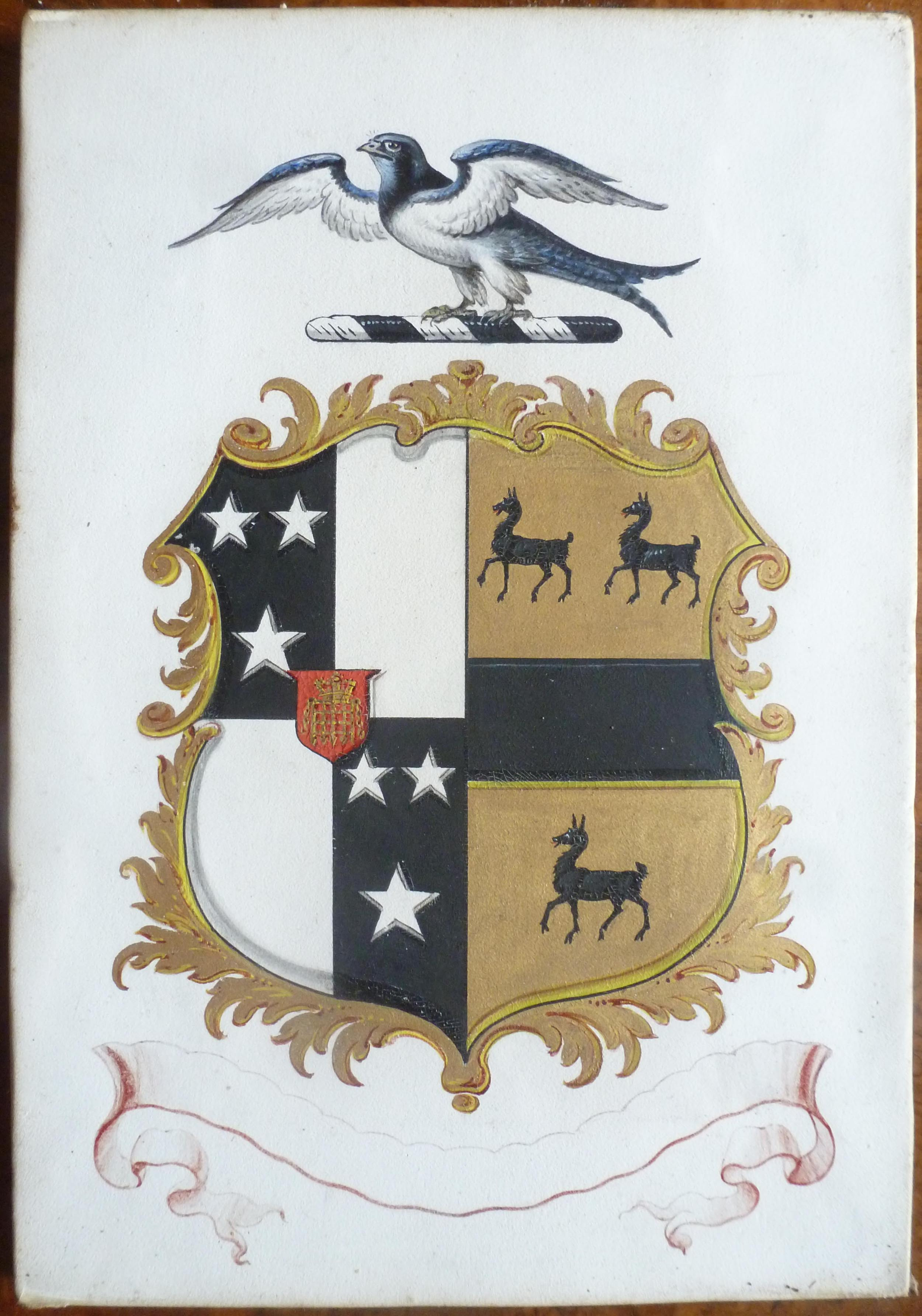 Newman Crest and Coat of Arms