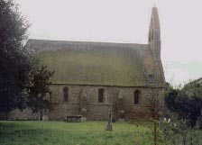 Witham Friary church, four miles east of Evercreech